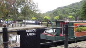 Reduce Radon T-Shirt in Hebden Bridge