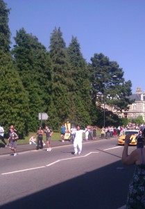 2012 Olympic Torch Relay in Bath