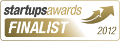 Startups Awards Finalist 2012