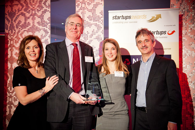 propertECO at Startups Awards 2012