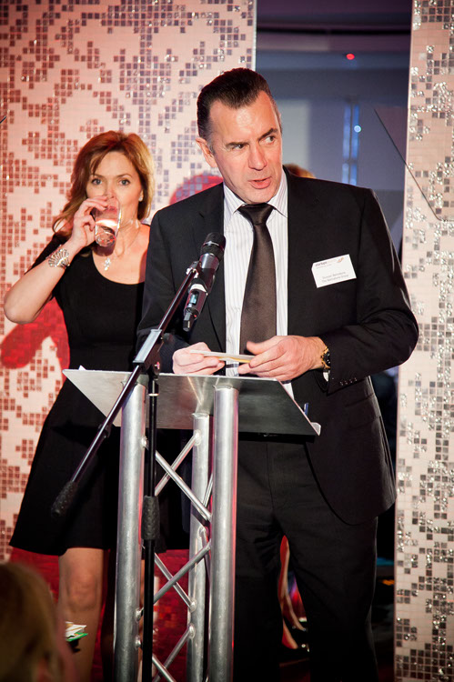 Duncan Bannatyne at Startups Awards 2012