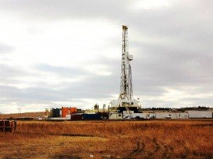 How will fracking affect radon levels in the UK?