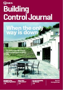 RICS Building Control Journal - Radon in Basements