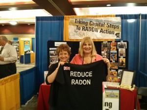 CanSAR Members Gloria Linertz & Barb Sorgatz