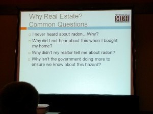 Common questions about Radon During House Buying or Selling