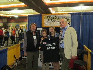 Reducing Radon with Bill Angell & Gloria Linertz
