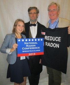 propertECO and Abraham Lincoln say Reduce Radon