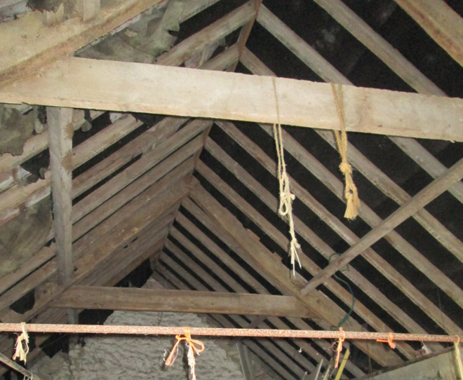 Survey of Roof Timbers