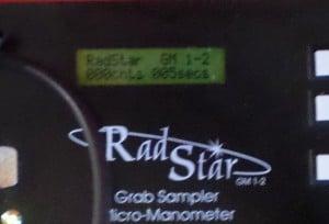 RadStar GM1-2 Radon-Grab-Sampling-Case-Study-2