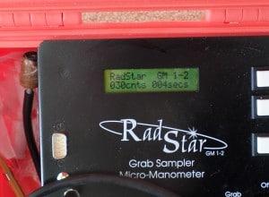 RadStar GM1-2 Radon-Grab-Sampling-Case-Study-3