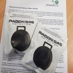Radon-Detectors